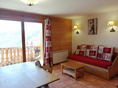 Photo for Apartment Pra-Loup, 1 bedroom, 6 persons