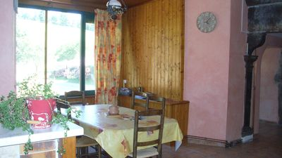 Photo for Cottage in the heart of a farm in the Jura, with 2 bedrooms