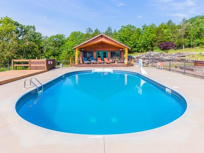 Photo for Big Woods- Sleeps 16, Next to Marina, Next to Pool, Roaring River & Table Rock