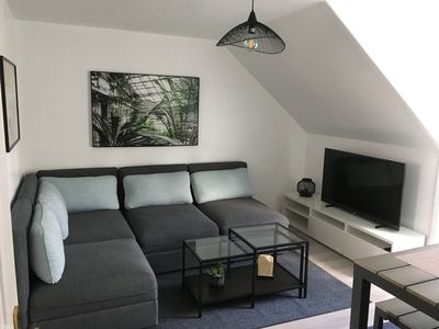 Photo for Apartment Type 3 Priory Quarter in Dinard