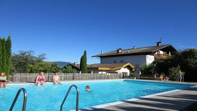 Photo for Residence Sonnegg with a panoramic view of the Adige Valley in Völlan near Lana