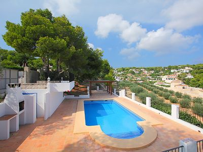 Photo for Vacation home Dulcinea  in Calpe/ Calp, Costa Blanca - 5 persons, 3 bedrooms