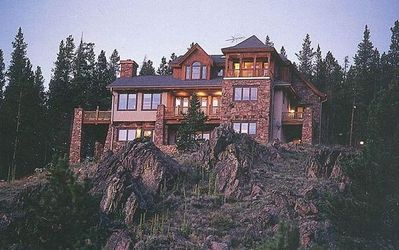 Photo for Spectacular Mountain Castle Retreat