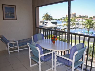 Photo for Punta Gorda Condo w/ Pool Access & Marina Views!