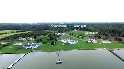 Photo for Weddings/Reunions/Corp & Private Retreats 22 Acre Chesapeake Waterfront Estate