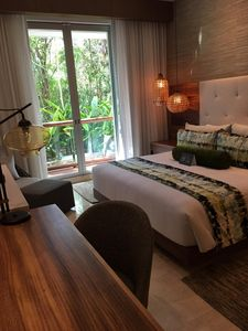 Bedroom with 3rd balcony