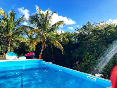 Photo for Holiday house on Ste Anne in Guadeloupe