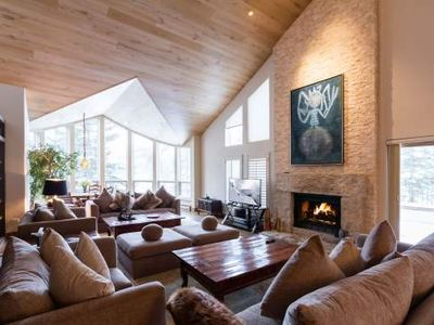 Photo for Ski-In Ski-Out 5-Bed 4-Bath Penthouse In A Private Gated Community