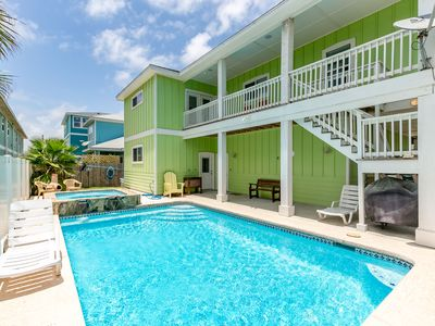Photo for Shore Havin Fun: Private Pool, Close to Beach, *FREE 6 Seat Cart, Game Room