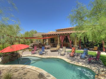 Spectacular Estate Home with Heated Pool/Spa/Gameroom and Theatre!!