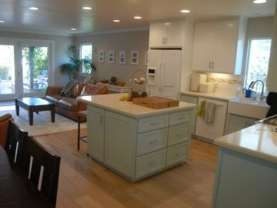 Photo for Peaceful Coronado family home, an indoor-outdoor beach lifestyle. JULY 2019 ONLY