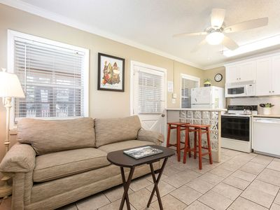 Photo for Captains Quarters B: 1 BR / 1 BA condo in Tybee Island, Sleeps 4