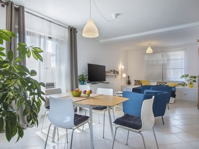 Photo for Marina brand new apartment on two levels