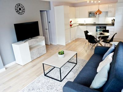 Photo for Aldgate 2BR/2Bath Apt, Liverpool St / The City London Zone 1 by HAPPYGUEST