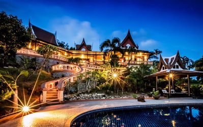 Photo for Thai style luxury villa, Layan Beach, Phuket
