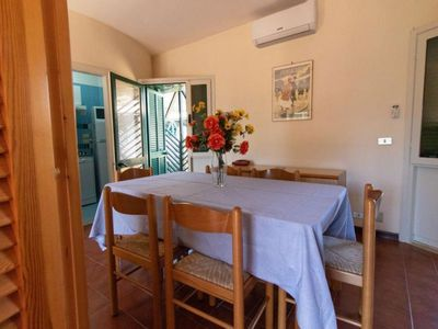 Photo for Serra Degli Alimini 2-41B apartment in Otranto with WiFi, integrated air conditioning, private terr…