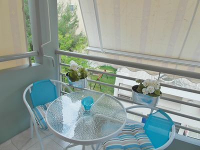 Photo for New cozy apart, 800 meters from metro station agios dimitrios