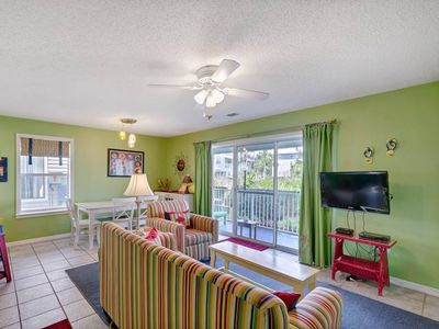 Photo for Beachside Villas 714: 2 BR / 2 BA condo in Santa Rosa Beach, Sleeps 8