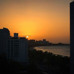 Amazing Sunset View from the Balcony!! Thank you Courtney for this photo!