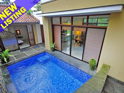 Photo for Premierre 2 Bedroom Villa, 10 Minutes to Central Ubud;