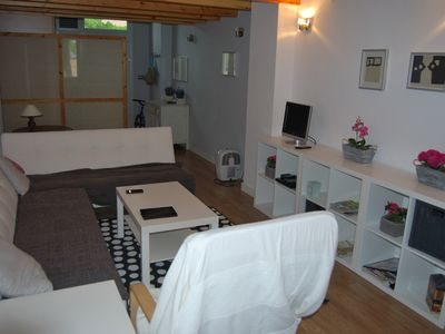 Photo for Beautiful Loft in quiet residential area.