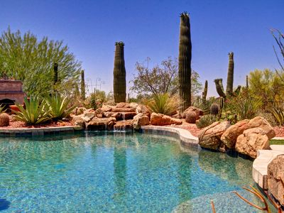 Photo for Desert Retreat In Luxurious Gated Community