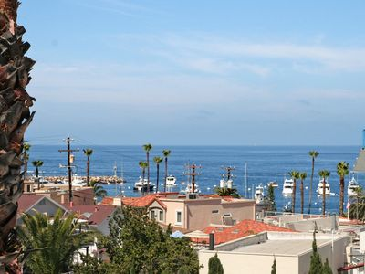 Photo for Cozy 2 bedroom, ocean view, 2 blocks from water, recently renovated, patio, bbq,