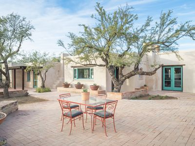Photo for Stunning Authentic Tucson Adobe in Old Fort Lowell