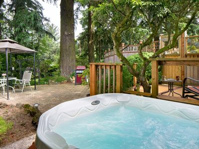 Photo for Owl Forest Studio with Private Garden and Hot Tub