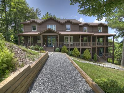 Photo for 6BR, 4.5BA Beautiful Home with Spectacular Views, ** Option to add In-Law Apartment adds 6th bedroom **