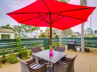 Sunny Side Condo by 710 Vacation Rentals | Ground Level Patio, Pet Friendly