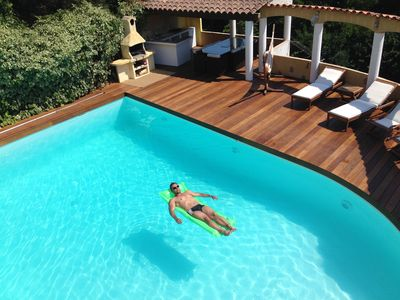Photo for T4 in Villa with private pool