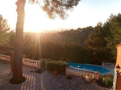 Photo for Nice Provencal house in a quiet area near Grasse