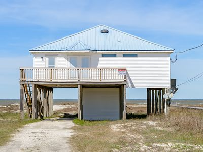 Photo for 2BR House Vacation Rental in Dauphin Island, Alabama