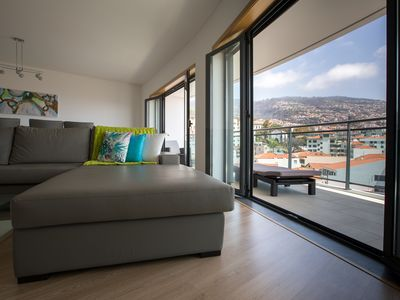 """Photo for """" Look over Funchal""""  A Luxury Apartment in the heart of Funchal"""