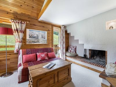 Photo for 1BR Apartment Vacation Rental in COURCHEVEL 1850