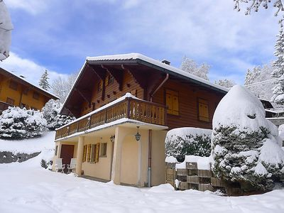 Photo for Vacation home Chalet Le Hibou in Gryon - 6 persons, 3 bedrooms