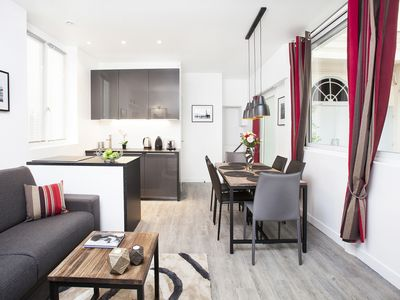 Photo for Charming apartment in Paris center