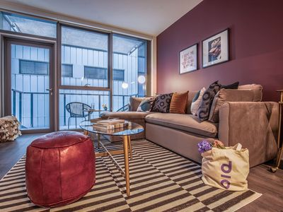 Photo for Domio | Merchandise Mart | Hip 1 BR + Pool and Fitness Center