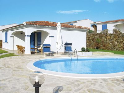 Photo for Vacation home San Giovanni + pool (BUD205) in Budoni - 6 persons, 2 bedrooms