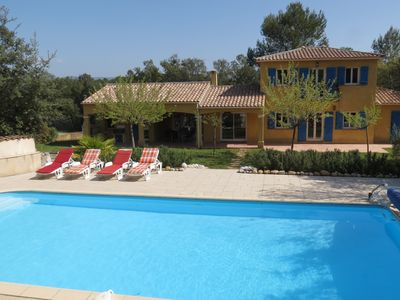 Photo for Beautiful Villa French Riviera 8 to 12 people!