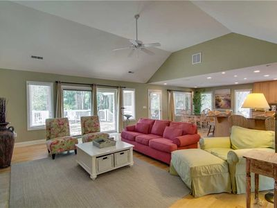Photo for Blue Heron Court 3161: 3 BR / 3.25 BA home in Seabrook Island, Sleeps 8