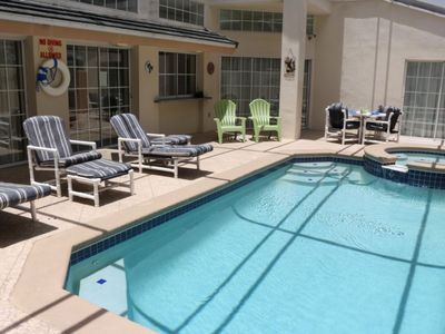 Photo for LF006OR - 3 bed pool home at Lindfields Reserve