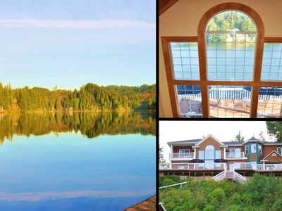 Photo for Mercer Lake Estate with Private Dock!