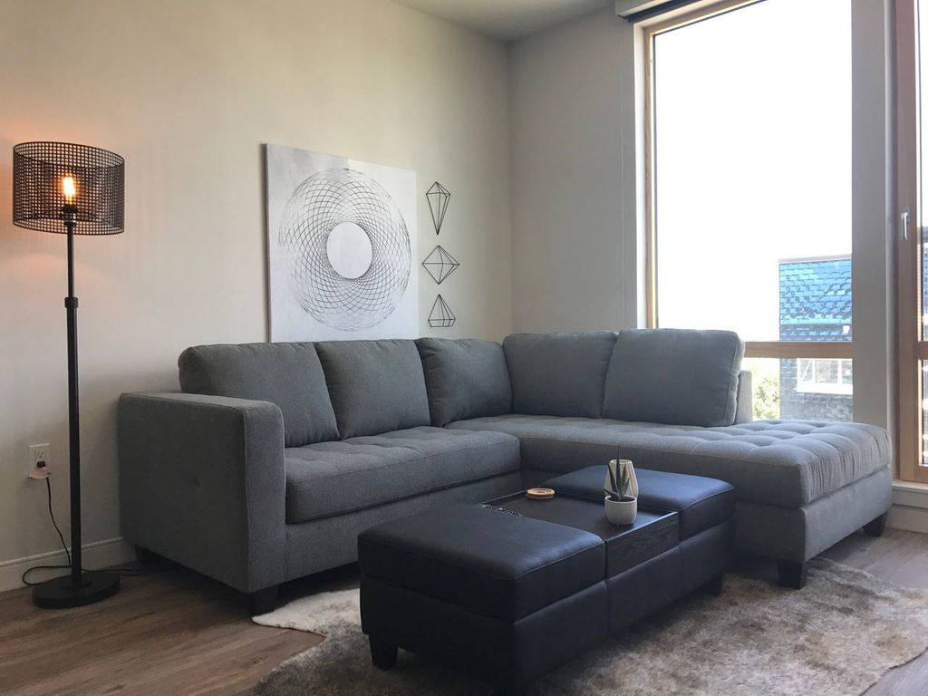 City-View Capitol Hill/Convention Center Condo 3 - One Bedroom Apartment, Sleeps 3