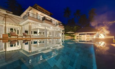 Photo for Luxury 6 Bedroom Villa1 Waterfront - Candidasa;
