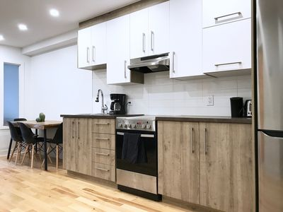 Photo for 1BR Apartment Vacation Rental in Le Plateau-Mont-Royal, QC