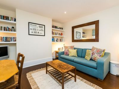 Photo for NEW Victorian Garden Flat Tulse Hill/West Dulwich