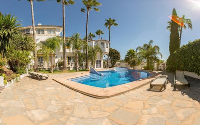 Photo for Holiday apartment Estepona for 2 - 4 persons with 1 bedroom - Holiday apartment in a villa