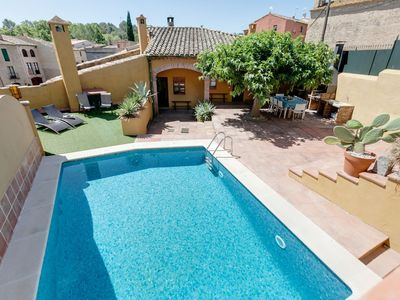 Photo for Vista Roses Mar - House with special charm located in Creixell (Borrassà).